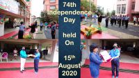 74th Independence Day 2020